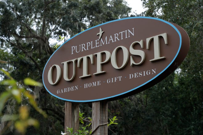 The owners of Purple Martin Outpost, a garden center on Miccosukee Road, announced the closing of the business on Facebook Sunday.