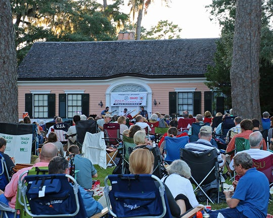 The 9th Annual Moon Over Maclay jazz concert will be from 6-9 p.m. Sunday.