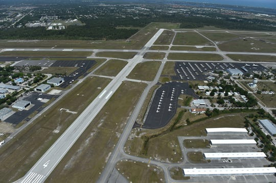 Corporate Air wants to build a U.S. Customs and Border Protection facility at the Vero Beach Regional Airport, seen here on Monday, April 23, 2017.