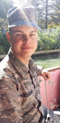 Jacob A. Blackburn, 20, died Sept. 30 in a car accident onSpangdahlem Air Base in Germany.