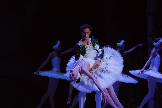 "The Russian Ballet Theatre will bring a new production of ""Swan Lake"" to El Paso Tuesday at the Abraham Chavez Theatre."