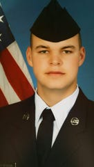 Jacob A. Blackburn died Sept. 30 in a car accident onSpangdahlem Air Base in Germany.