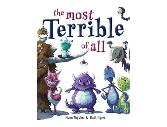 The Most Terrible of All by Muon Thi Van, illustrated by Matt Myers