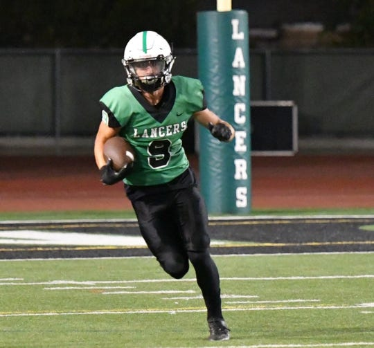 Charlie Farfaras was worried about being labeled a quitter after deciding to give up football after suffering a concussion, but the Thousand Oaks High junior has received nothing but support from teammates and coaches.