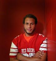 Rockland Scholar-Athlete is Dariel Guzman who was photographed at North Rockland High School on Oct. 8, 2019.