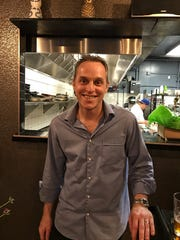 Brian Sernatinger, chef/owner of Único in Hartsdale.