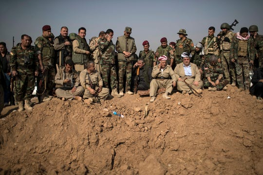 Who are the Kurds? A Middle Eastern people with 'no friends but the mountains'