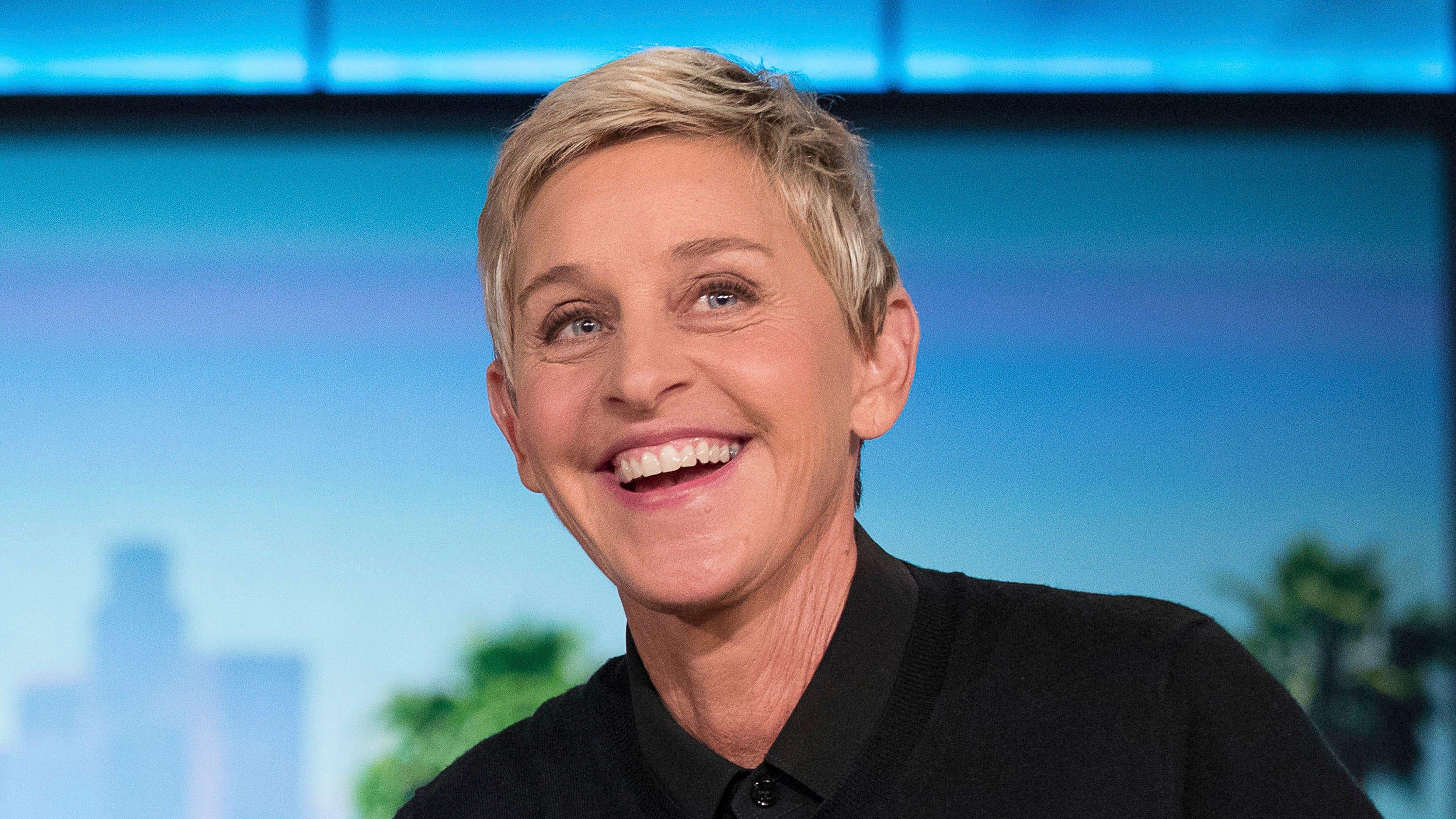 Ellen DeGeneres : après la polémique, elle renvoie