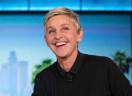 Ellen DeGeneres won the Kids' Choice Award for TV host for