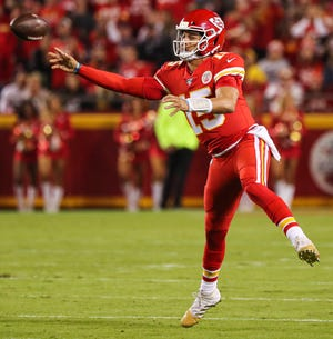 Patrick Mahomes has a freewheeling style that most often leads Kansas City to victory.