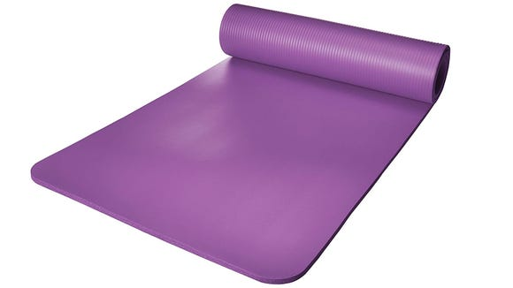 Get into your flow with this affordable mat.