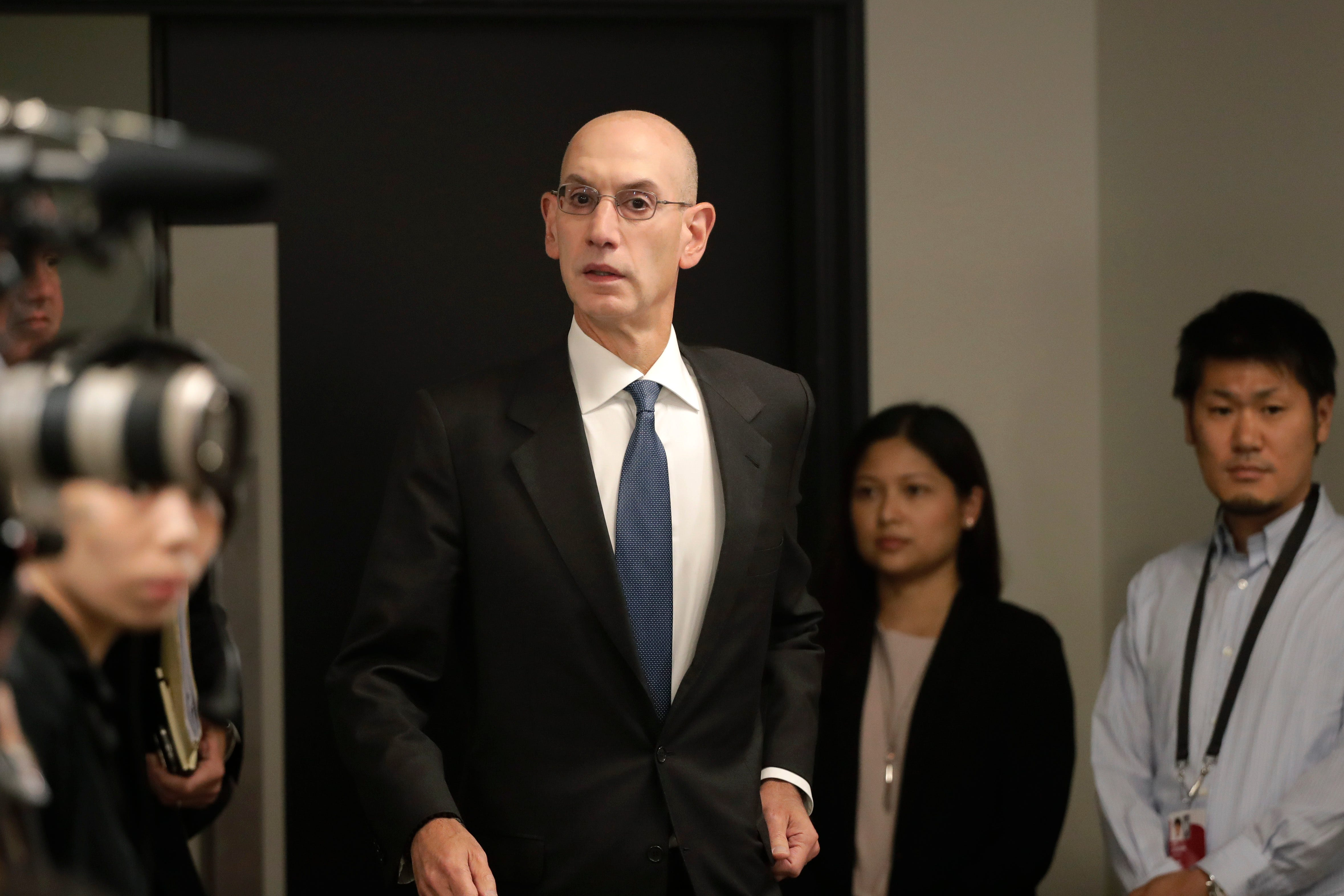 Opinion: NBA sold its soul to China over cash —all it cost was its moral high ground