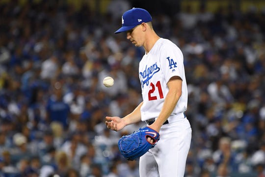 Walker Buehler was masterful in Game 1 of the NLDS.