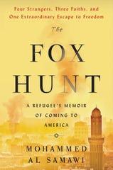 """""""The Fox Hunt,"""" by Mohammed Al Samawi, who will speak twice in Abilene next week."""