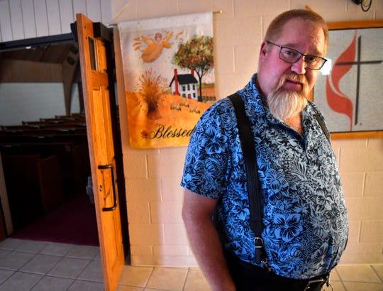 Gene McPeak is the new pastor at Elmwood West United Methodist Church.