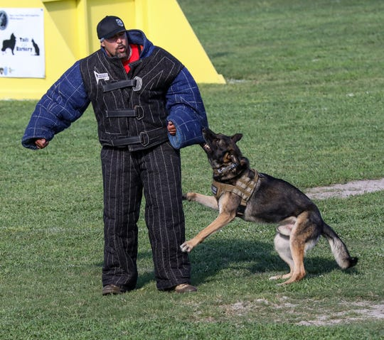 Over 20 teams will participate in the Space Coast Police K9 Competition hosted by Cocoa Police Department Saturday.