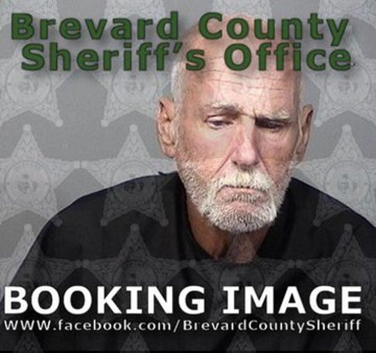 Barrett Bickers, 60, was charged with attempted first-degree murder and arson.