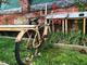 Somebody left their bicycle out too long at 180 Flynn Avenue on Tuesday, Oct. 8, 2019.