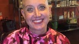 Prudence Farrell has been open about her breast cancer diagnosis and subsequent treatment in the hope it will help others going through other issues.