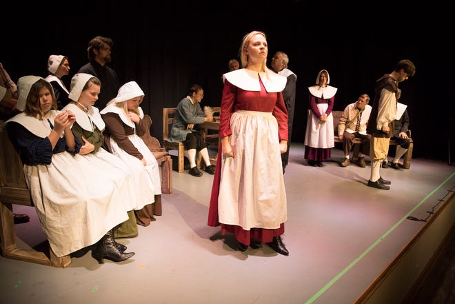 """The Chillicothe Civic Theatre (CCT) will be performing its inaugural show """"The Crucible"""" at its new location on Walnut Street from Oct. 10 to Oct. 12, 2019, in Chillicothe, Ohio."""