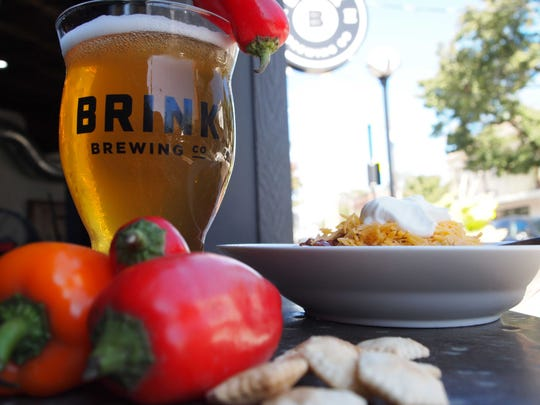 The Brink Chili Cook-Off happens Saturday at Brink Brewery in College Hill.