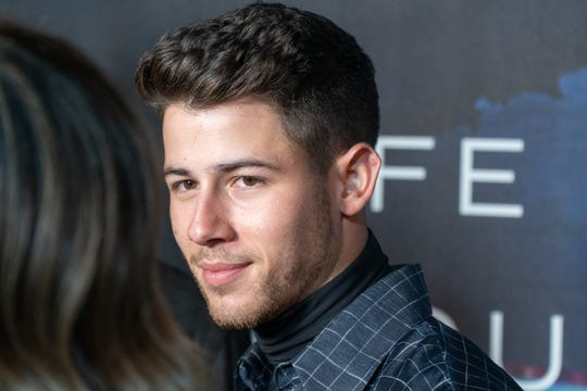 "Nick Jonas attends the Launch of Villa One Tequila at John Varvatos Bowery in New York on Aug. 29, 2019. The singer will be joining the cast of ""The Voice,"" replacing Gwen Stefani."