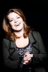 """Award-winning comedian Kathleen Madigan will perform her """"Hot Dogs and Angels"""" comedy tour at Mark Ridley's Comedy Castle in Royal Oak Oct. 10-12."""