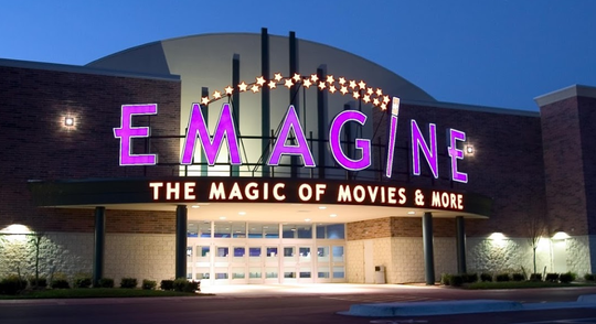Canton Emagine theater
