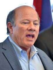 Detroit Mayor Mike Duggan was accused of deploying city staffers and resources in aid of the charity, giving it special treatment not available to other nonprofits.