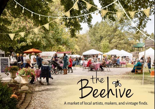 The Beehive Arts Market is Friday and Saturday in Jasper.