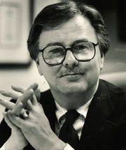 John Arnold in 1985.