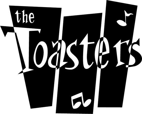 The Toasters' logo