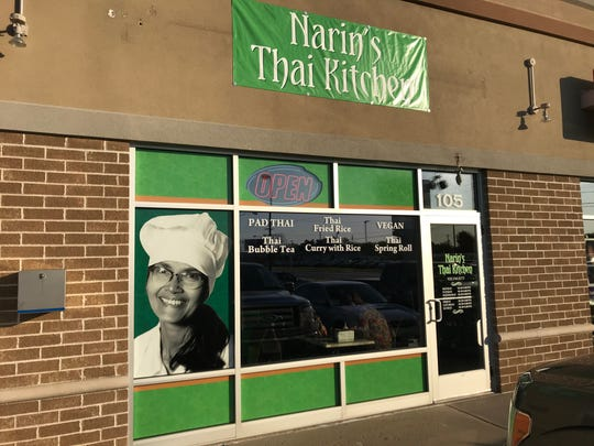 Narin's Thai Kitchen, 1981 E. Mason St. Suite 105, opened in late September on Green Bay's east side.