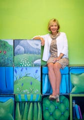 Debbie Bell is the executive director of the South Carolina Children's Theatre