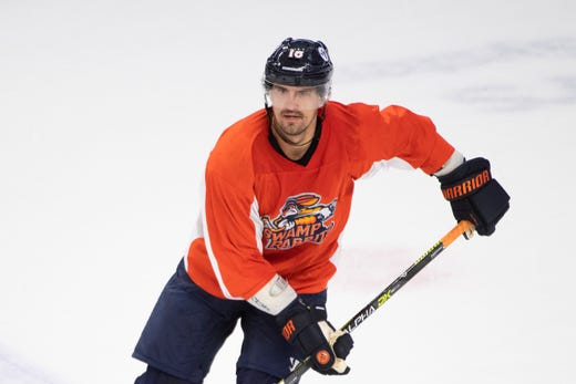 How Nathan Perkovich went from Croatia to the Greenville Swamp Rabbits