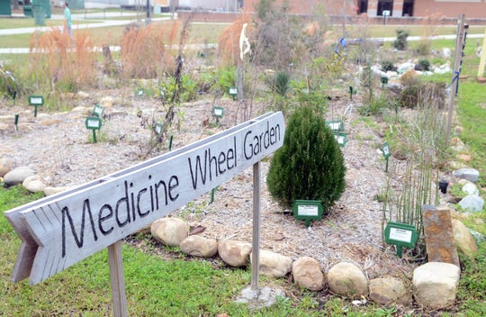 Medicine Wheel Garden - a Native American sacred spot you don't have to travel to Wyoming to see.