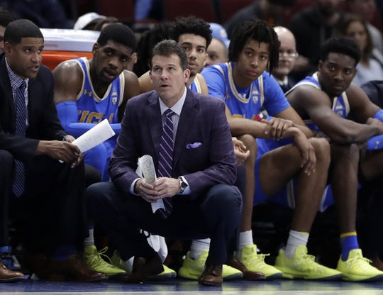 Steve Alford, former coach at UCLA, wonders how things might have turned out differently.