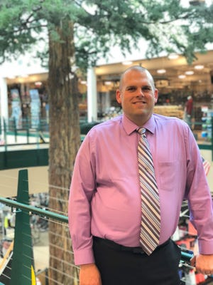 Paul Roesler is one of seven candidates running for the Iowa City Community school board in the Nov. 5, 2019, election.