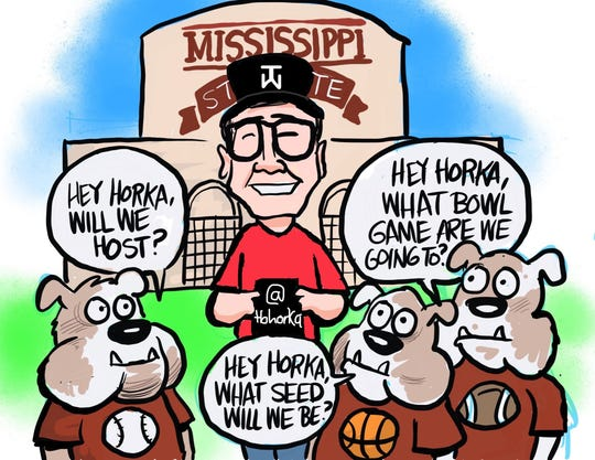 Mississippi State beat writer Tyler Horka answers readers' questions about the Bulldogs in his weekly mailbag piece, Hounding Horka.