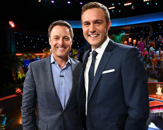 """Peter Weber, 28, is the next star of """"The Bachelor."""" Starting in January, 30 women will compete for the final rose and hope to get engaged to Weber at the end of the show."""