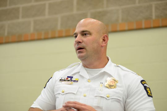Mansfield Police Chief Keith Porch said he wants to increase the department's community policing efforts, but doing so often comes down to money and staffing.