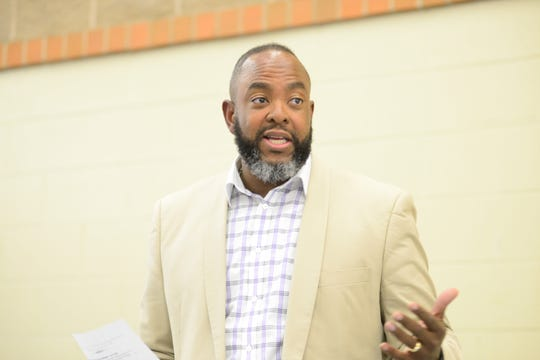 Aaron Williams Jr., pastor of Maddox Memorial Church of God in Christ, says he tries to not dwell on doom and gloom, but rather how life will be once the outbreak passes.