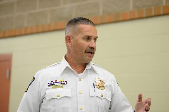 Mansfield Police Assistant Chief Joe Petrycki said the traffic stop demonstrated the officers' training, rather than their lack of it.