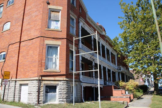 Perhaps it's not so spooky when the sun is shining, but the former Sawyer Sanitarium on South Main Street in Marion is the site of paranormal activity, according to organizers of the Haunted Marion Tours. The walking tours to some of Marion's spookiest places begin Friday, Oct. 11 and will continue each weekend through Oct. 26. Check out Haunted Marion Tours on Facebook for information.