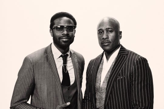 The Midnight Hour, featuring  featuring Ali Shaheed Muhammad of A Tribe Called Quest and Adrian Younge, play The Crosstown Theater on Saturday.