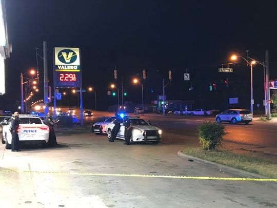 One person was killed and another was injured during a shooting in South Memphis at South E. Pkwy. on Tuesday.