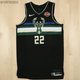Bucks unveil black Fear the Deer 'Statement' jerseys with a new twist for this season
