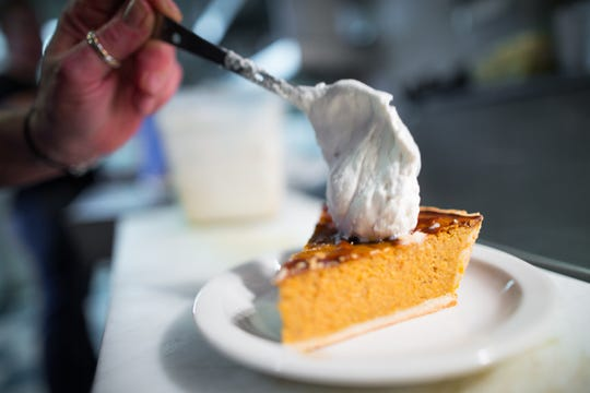 The Stockholm Pie Shop offers made-from-scratch goodies.