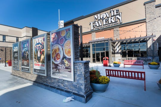Movie Tavern by Marcus opens Friday at Brookfield Square. It is the first theater in the chain in Wisconsin.