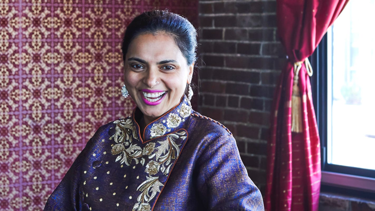 Indian food should be approachable, not intimidating, says Maneet Chauhan